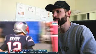 Rugby Player Reacts to TOM BRADY 2017 Patriots NFL Highlights YouTube Video