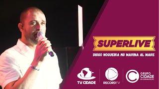 Diogo Nogueira anima Fortaleza com show em palco flutuante   SuperLive