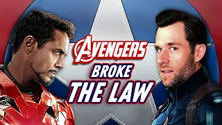 Laws Broken: Avengers - Sokovia Accords Illegal? (One Marvelous Scene x LegalEagle)