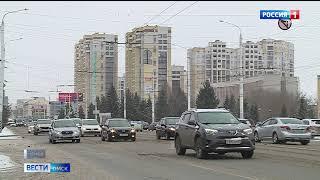 В Омске до сих пор ликвидируют последствия снегопада