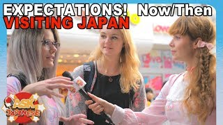 Is Japan living up to our expectations? Foreigners in Japan give their opinions