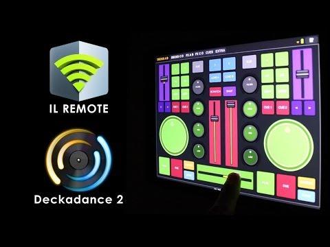 Image-Line Remote | Deckadance 2 Demo