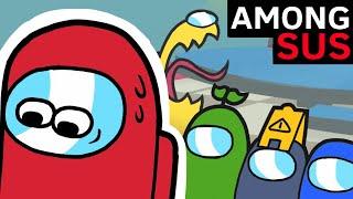 Among Sus | Among Us Animation Parody