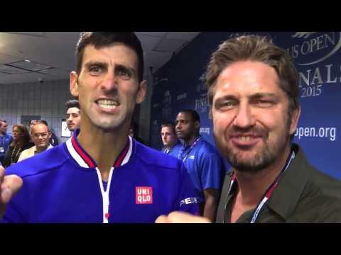 Како Ѓоковиќ ја прослави својата победа на US Open