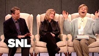 Al Gore's Daily Affirmation - Saturday Night Live