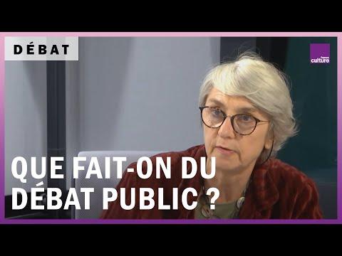Vidéo de Nathalie Heinich