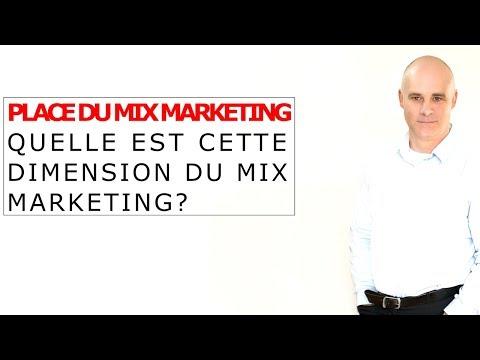 """La dimension """"place"""" du mix marketing"""