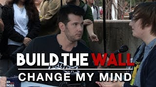 Build The Wall (2nd Edition)   Change My Mind
