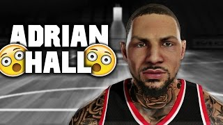 ADRIAN HALL RETURNS! NBA 2K17 MyPARK - Livestream - Breaking Ankles & Raining 3's!