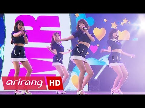 [K-POP Night out in Warsaw] Apink(에이핑크) _ Mr. Chu