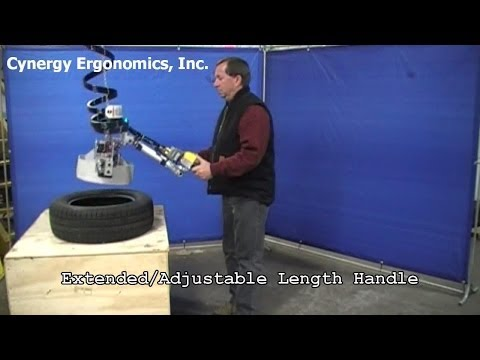 High Speed Tire Manipulator / Lifter