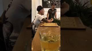 BRay và Rich Choi gặp nhau xin lỗi và giảng hòa với nhau.