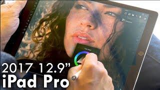 iPad Pro Review: Photo Editing w/ Lightroom, Photoshop, Affinity Pro