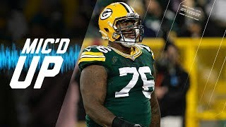 "Mike Daniels Mic'd Up vs. Buccaneers ""He Broke My Ankles, They Got A.I."" 