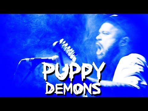 Puppy - Demons - LIVE in Manchester 24/10/17