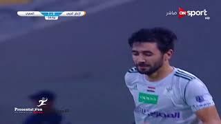 أهداف مباراة الإنتاج الحربي 1 - 1 المصري | الجولة الـ 12 الدوري المصري ...