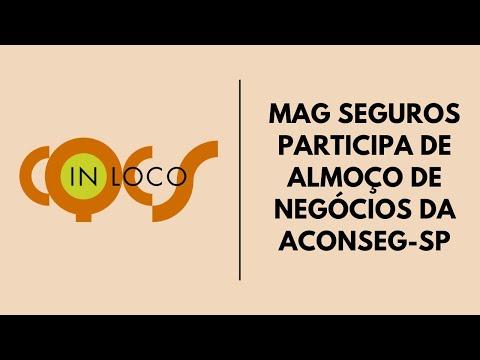 Imagem post: MAG Seguros participa de almoço de negócios da Aconseg-SP