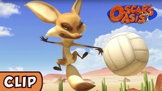 Oscar's Oasis - Follyball | HQ | Funny Cartoons