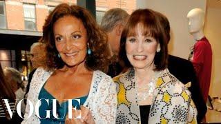 Sex Talk with Diane von Furstenberg and Gloria Vanderbilt