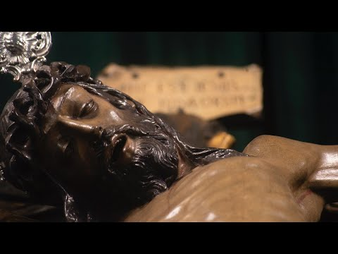 Solemne Quinario en honor del Santísimo Cristo de la Vera-Cruz - Sábado 20 febrero | DÍA 4