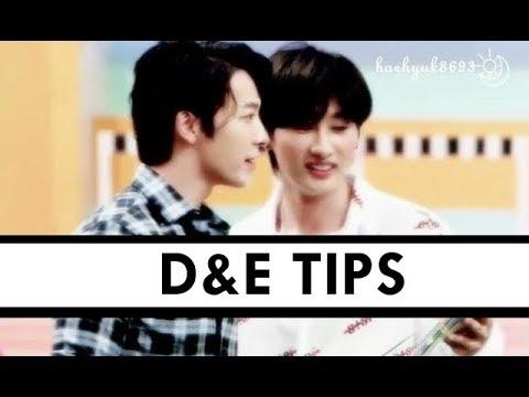 [P90] ENG EunHae/HaeHyuk Tips - Ways to keep his eyes on you