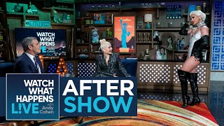 After Show: What Christina Aguilera Really Thinks Of 'The Voice' | WWHL