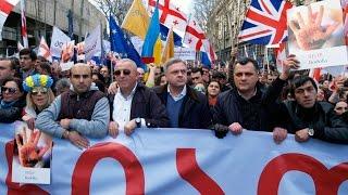 Тбилиси: революция роз неповторима