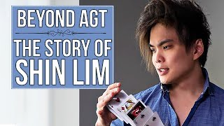 The Story of Shin Lim | Beyond America's Got Talent:The Champions