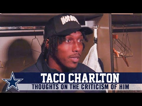 Taco Charlton: I'm Happy With Me | Dallas Cowboys 2019