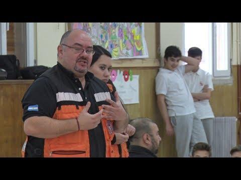 Brindaron curso de RCP en el Instituto María Auxiliadora