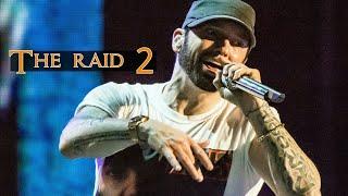 The raid 2 _ Till I collapse (Eminem) حماااااااس