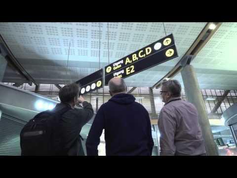 Ny gatenummerering på Oslo Lufthavn