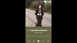 Krosswindz - In the Bleak Midwinter-Chandrani Banerjee- (A Christmas Single)
