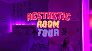 aesthetic room tour