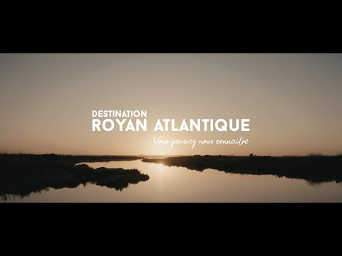 Episode 1 - L'estuaire de la Seudre - Destination Royan Atlantique