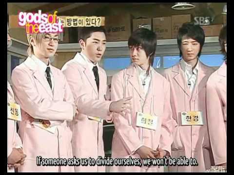 Hanchul moment #6 - Choosing Hankyung