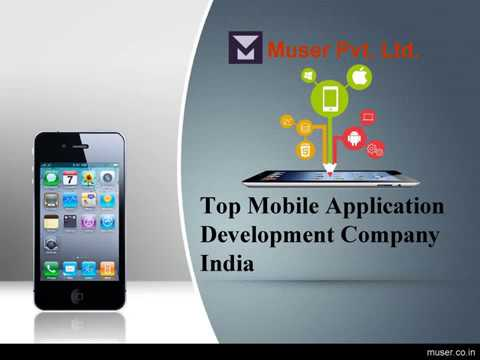 Top Mobile applications development company India