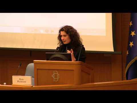 Gaia Pianigiani - Corrispondente New York Times a Roma
