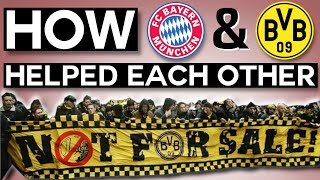 When Bayern Helped Dortmund Avoid Bankruptcy, And BOTH Teams Won Because of It - The Revival