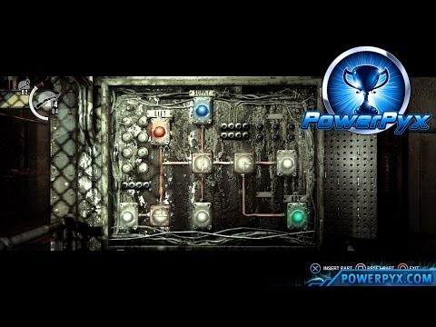 The Evil Within - Entry Level Electrician Trophy / Achievement Guide (Chapter 14)