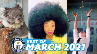 BEST OF MARCH 2021 - Guinness World Records