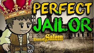 PERFECT JAILOR | Town of Salem Ranked Game