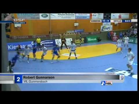 Top 5 Goals: Spieltag 4 der Handball Bundesliga Saison 2009/2010