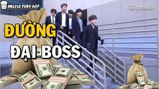 [BTS SUGA] Đường đại boss =))))