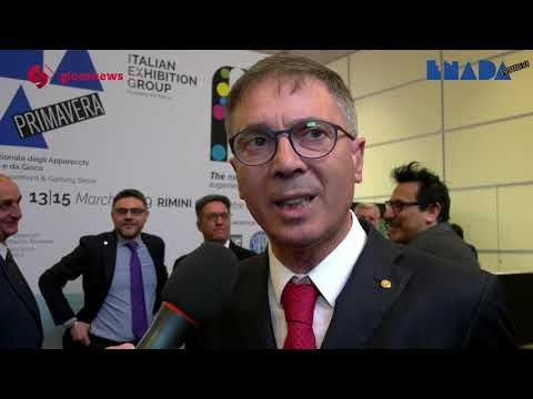 Enada Primavera, l'intervista al presidente Sapar Domenico Distante