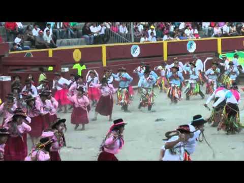 Carnaval Fedipa 2013, XXVI vencedores de Ayacucho (Comparsa de la Mar,1° puesto)