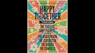 The Turtles - Happy Together Tour Live - 8/11/2021