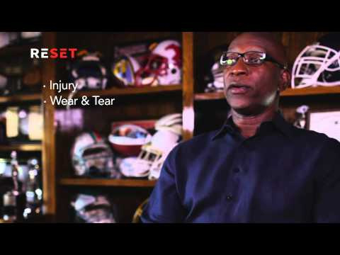 Eric Dickerson's Journey to Pain Relief
