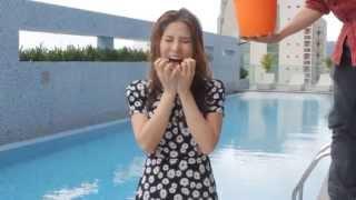 Diem My ALS Ice Bucket Challenge