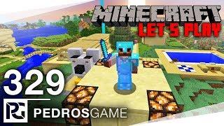 PedrosGame - TUNEL PRO SLIME VÝTAH | Minecraft Let's Play #329 - Zdroj: